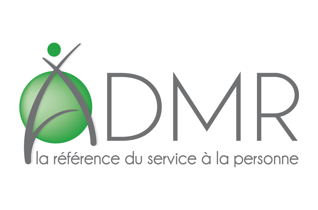 Logo ADMR texte